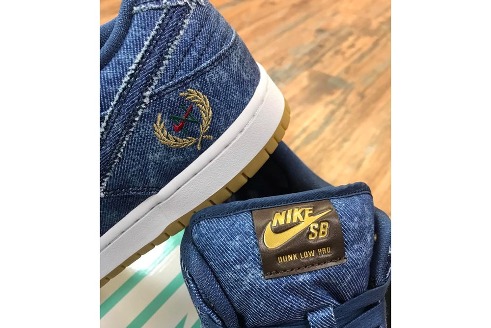 best sneakers f8b9d c52e0 ... reduced the nike sb dunk low biggie 2pac sneakers dropping in may 51508  2feb1 ...