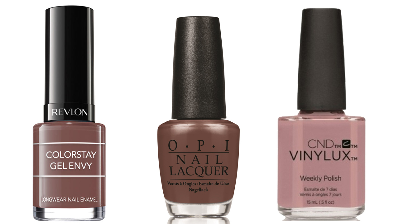 How to find your perfect nude nail polish - Grazia Australia