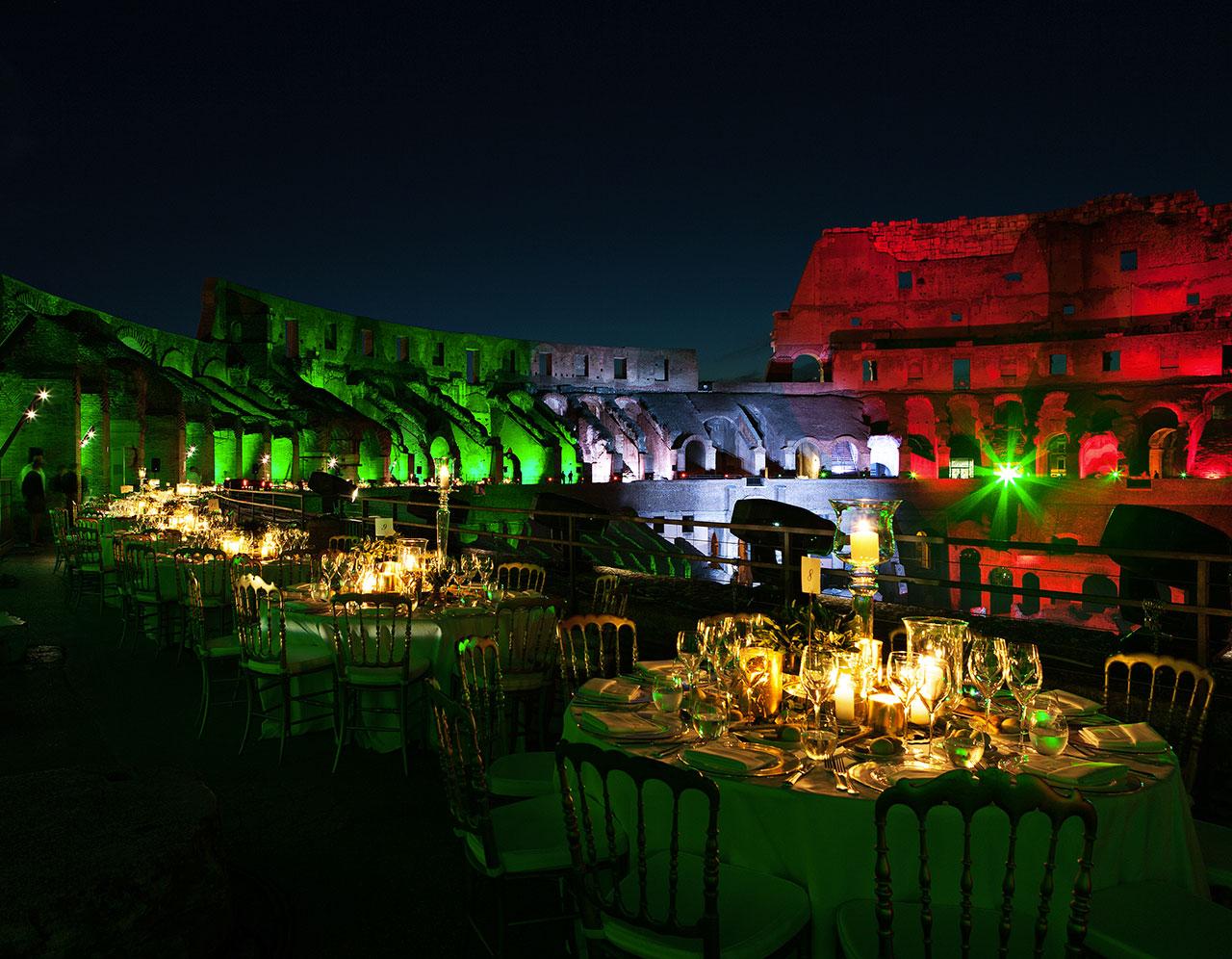 Colosseum_dinner1