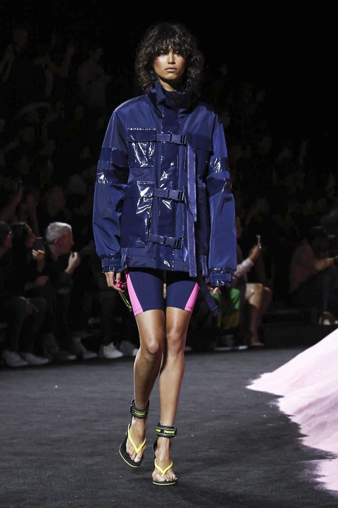 buy popular 6a7d9 a4c27 See the Fenty Puma by Rihanna SS18 Runway Collection ...