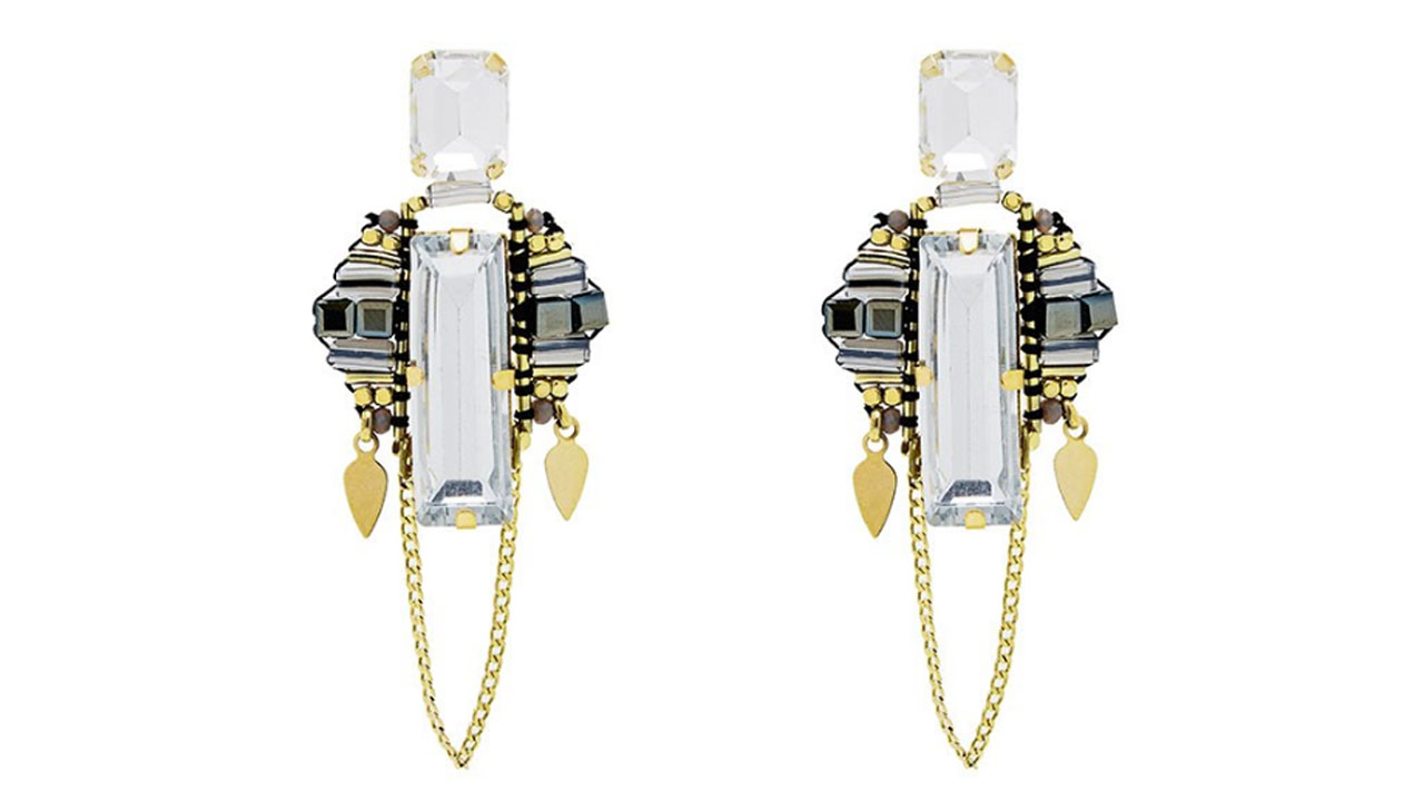 Where To Buy The Best Big Gold Chandelier Earrings
