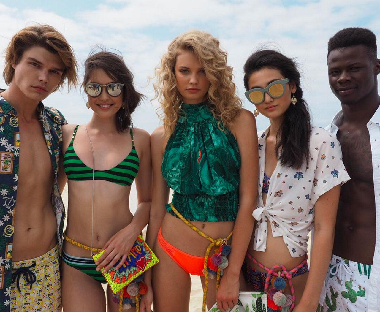 These 4 swimwear trends will dominate summer 2017