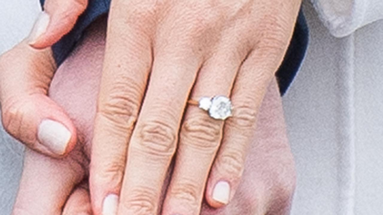 engagement-ring-closeup - Grazia Australia
