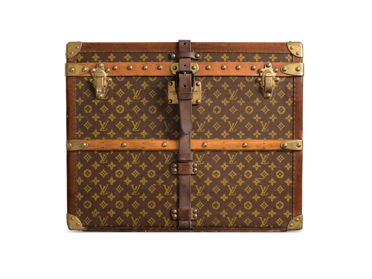 9233528546d4 Louis Vuitton s Time Capsule exhibition travels to Melbourne