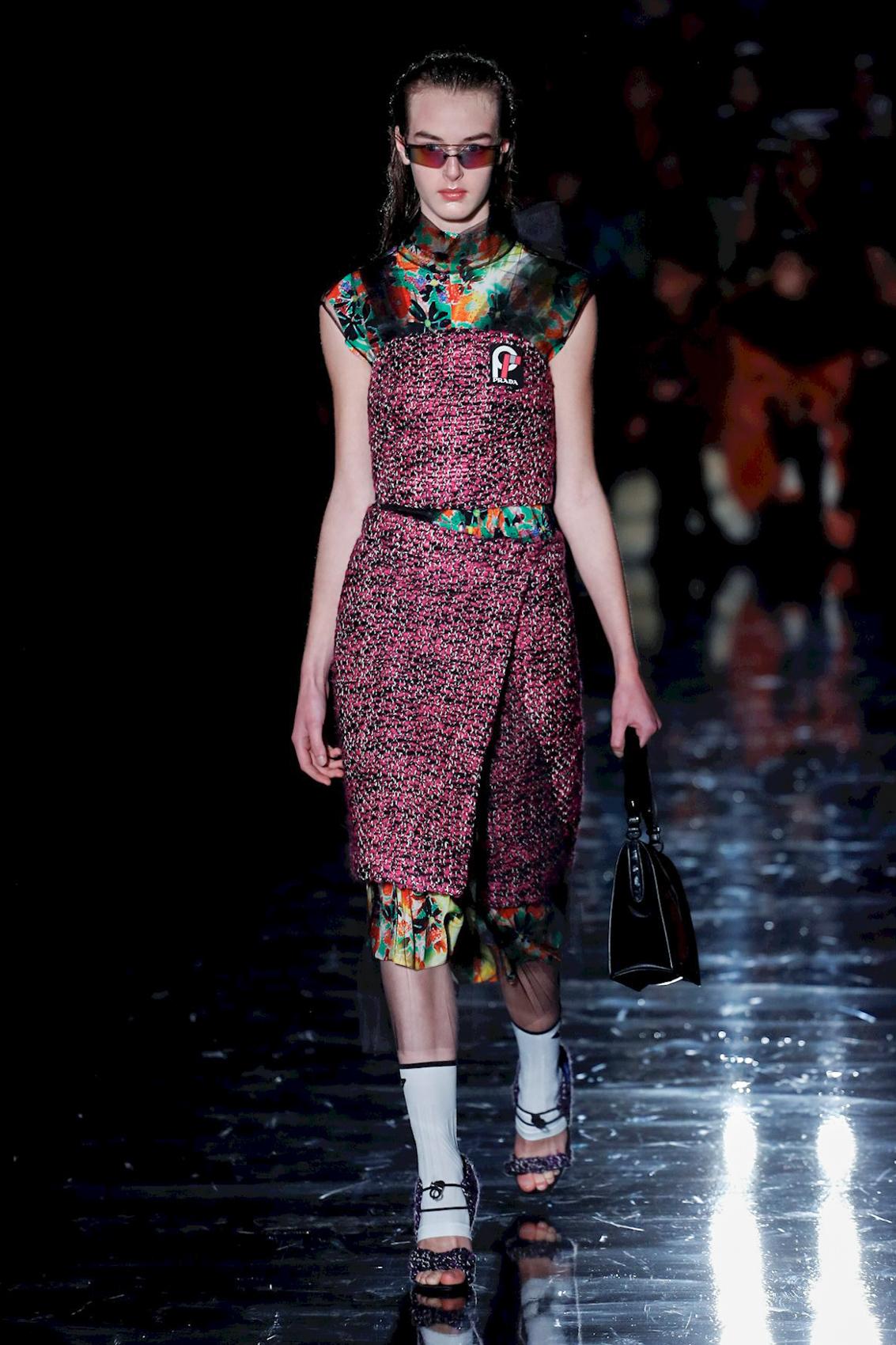 94885f31fa9 Prada Autumn Winter 2018 runway collection (Milan Fashion Week)