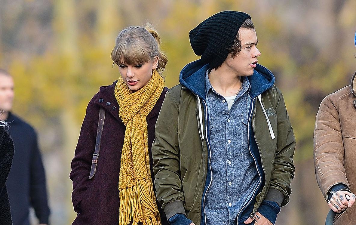 Są Taylor Swift i harry style z 2012 roku
