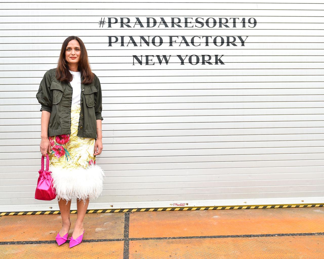 Brazilian Fashion Show Chloe Sevigny