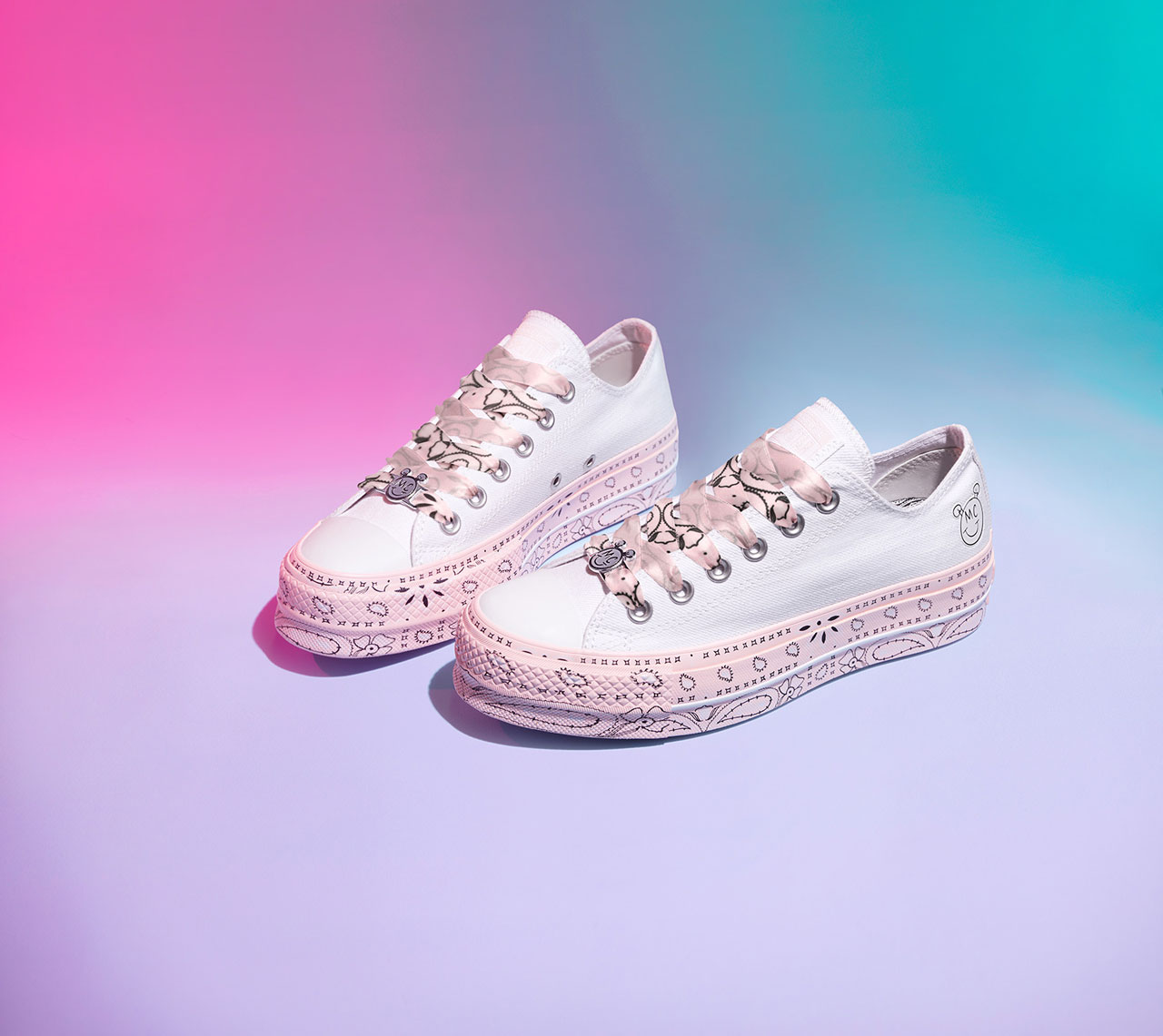 Watch Miley Cyrus x Converse Collection video