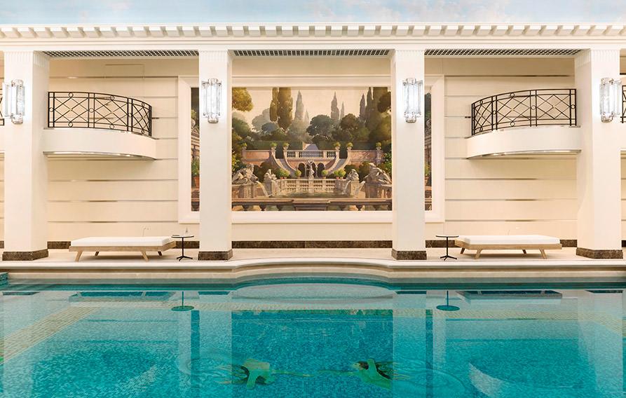 Ritz Club Paris Piscine Bloc1 0 Grazia Australia