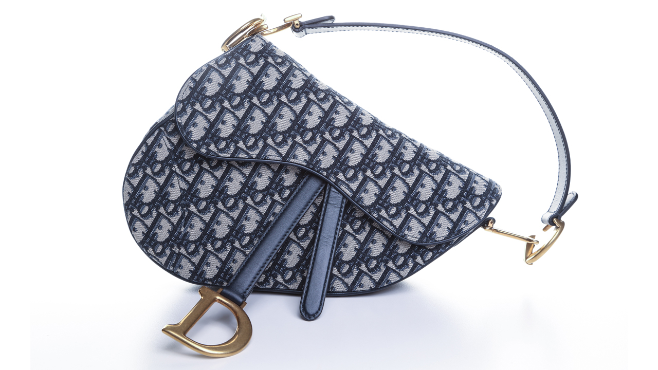 3a024ee69d Dior reboots iconic saddlebag style as hero bag for 2018