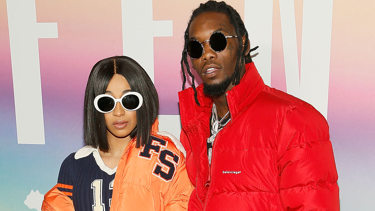 Cardi B Gives Birth To Her First Child