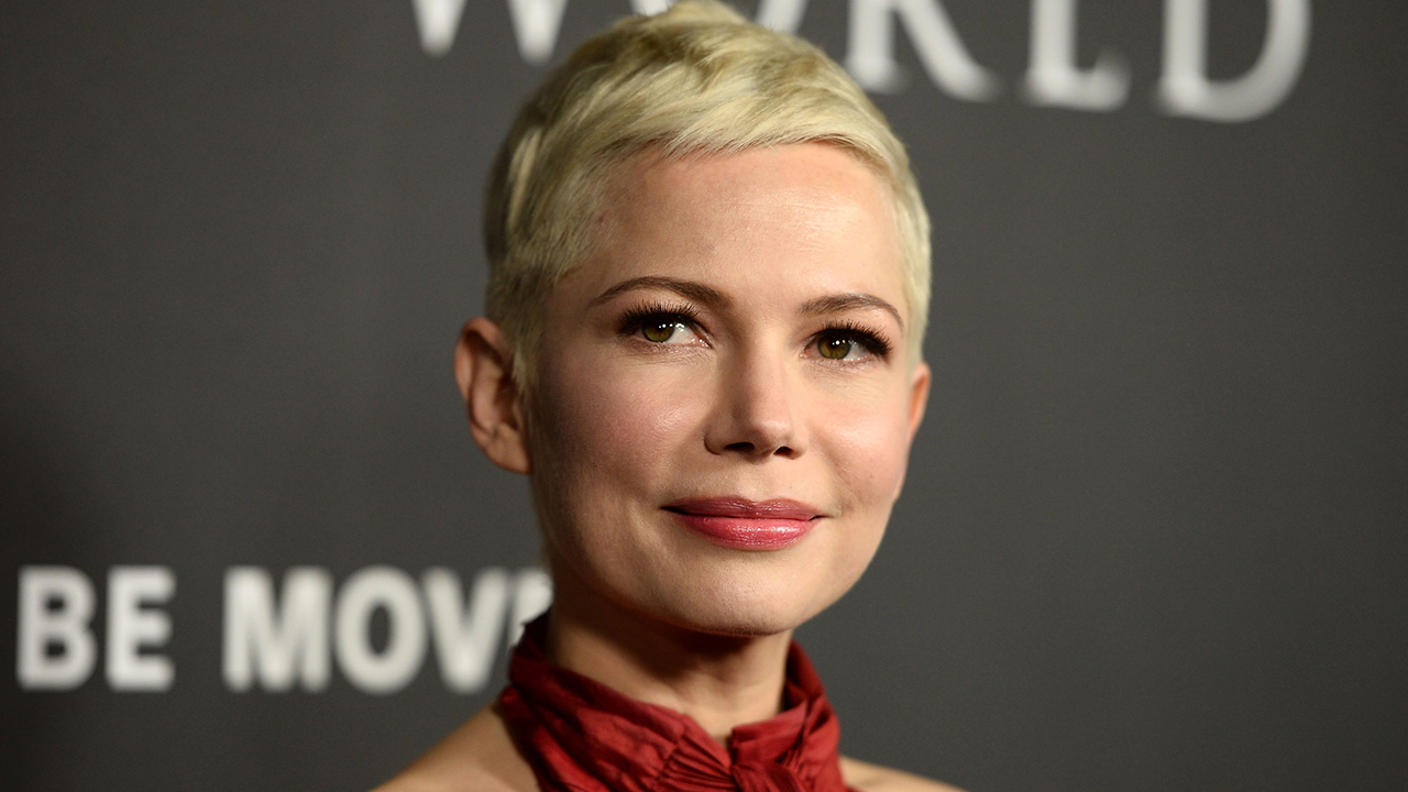 Michelle Williams got married in secret