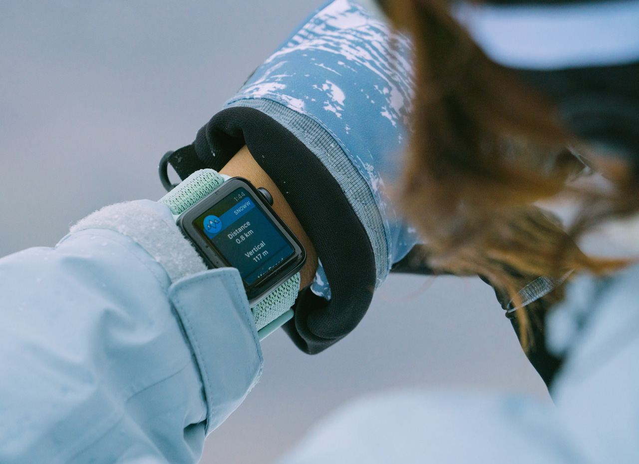 The watch feature every snowsport addict's been waiting for