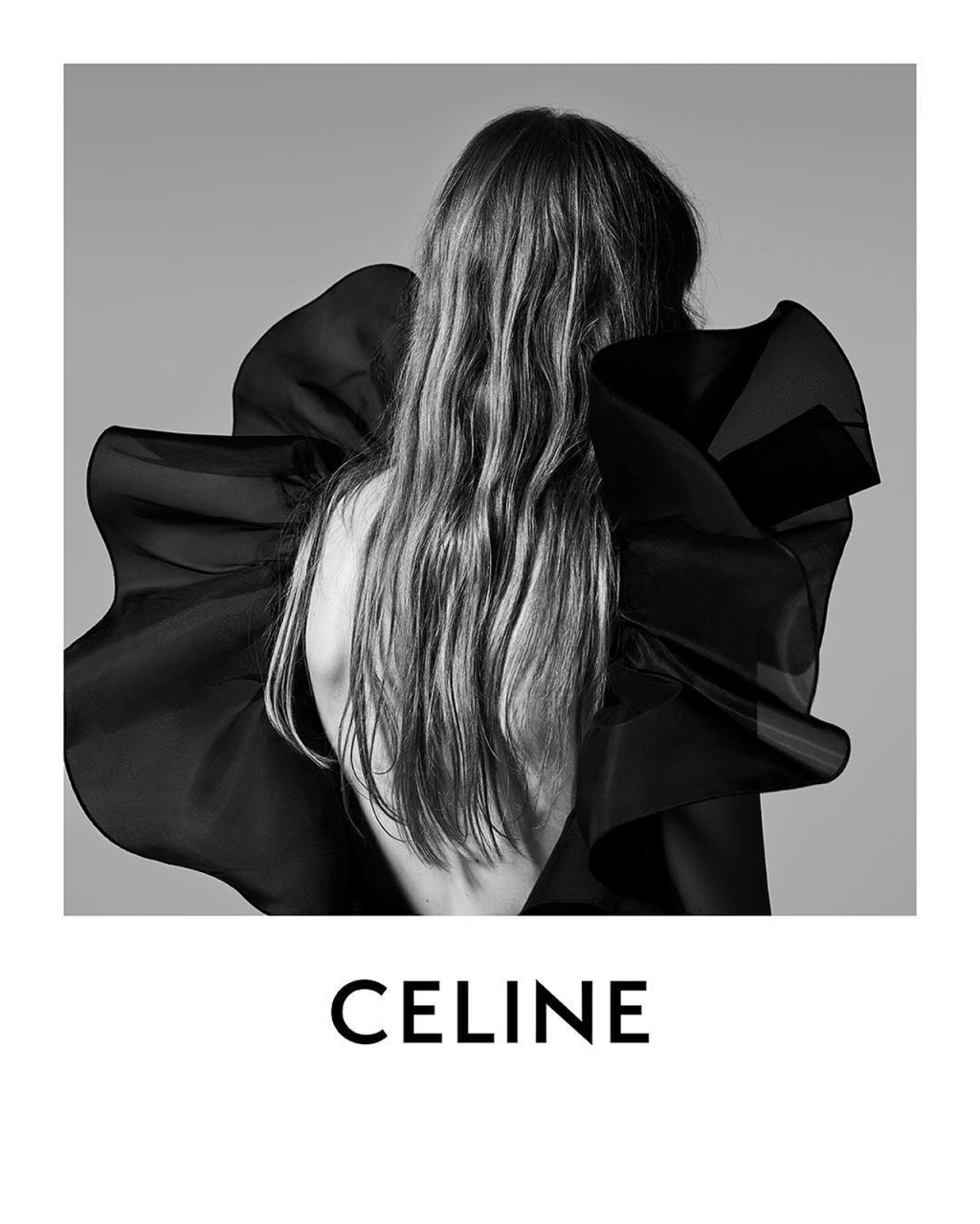 4a8ab8c3281b From the new CELINE BY HEDI SLIMANE collection. Via Instagram  celine