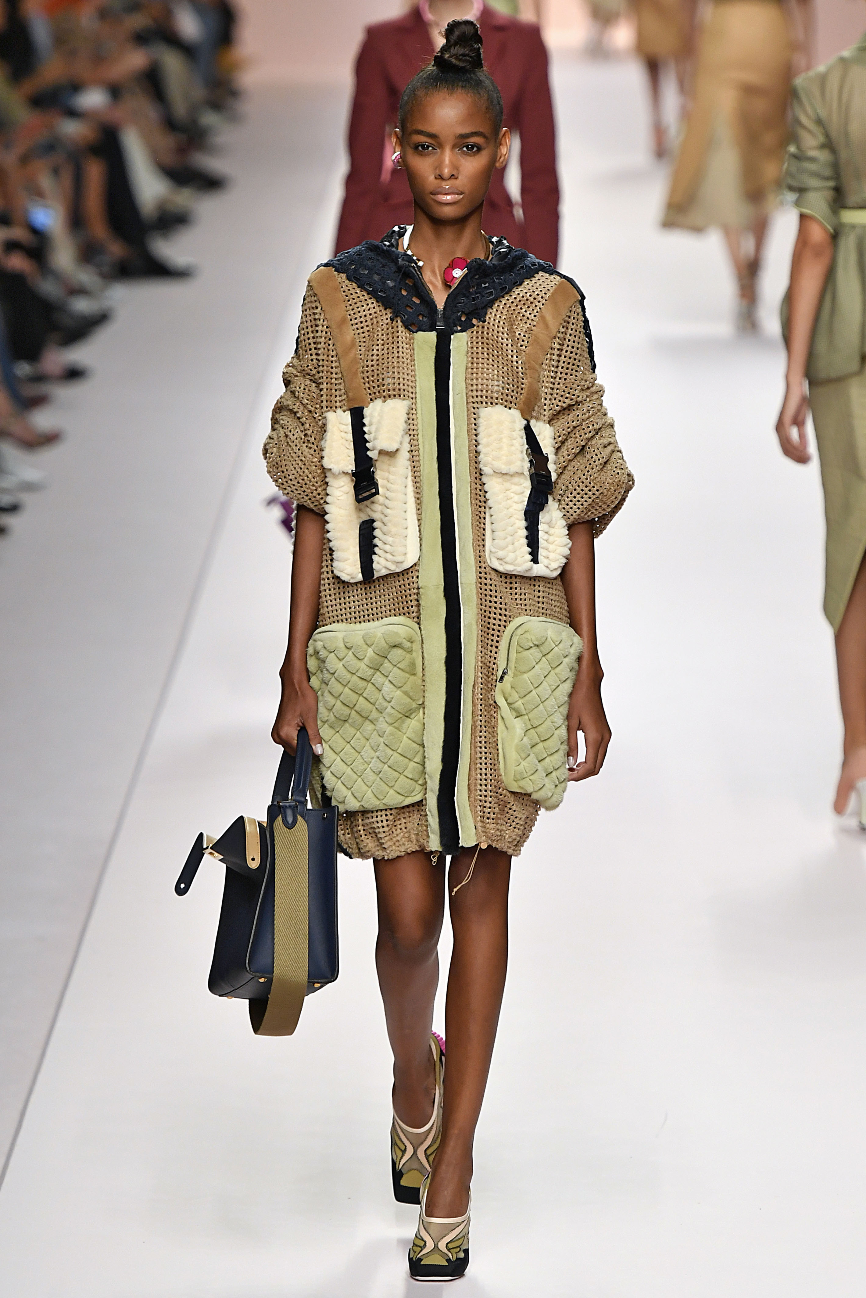 Everybody Is Talking About The Fendi Show In Milan
