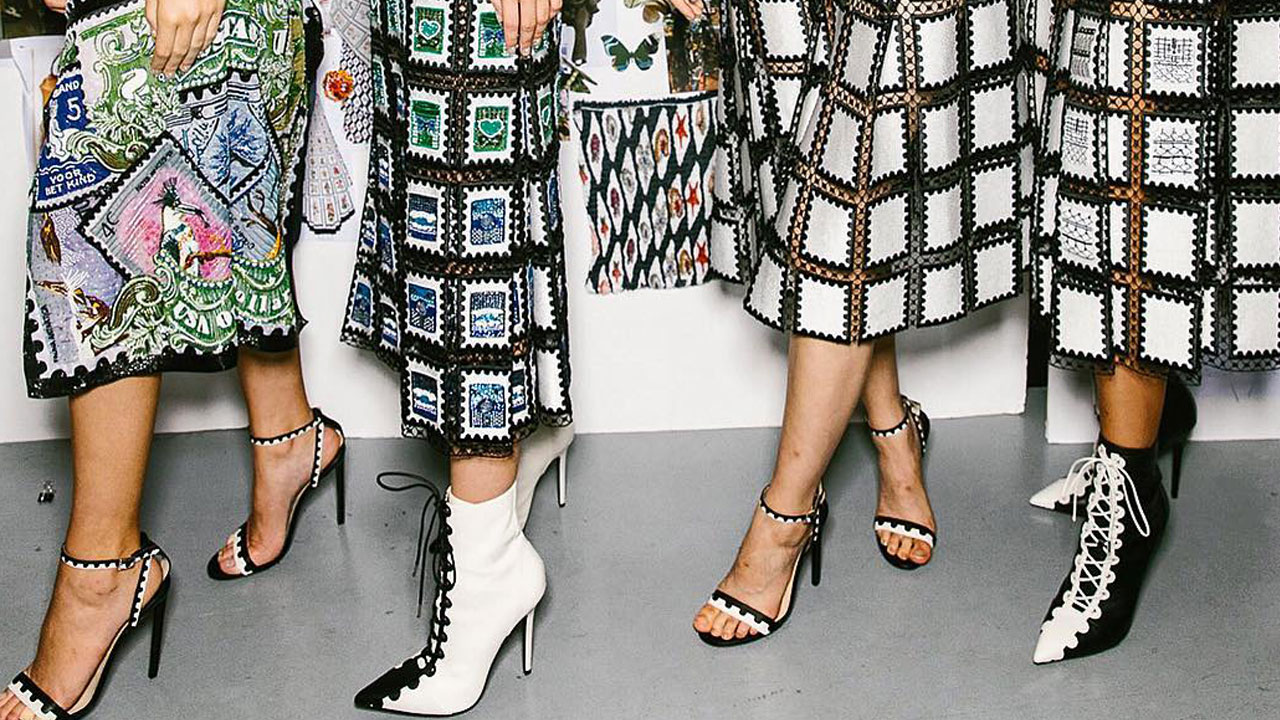 Adidas Unveils Its Second Collaboration with Mary Katrantzou