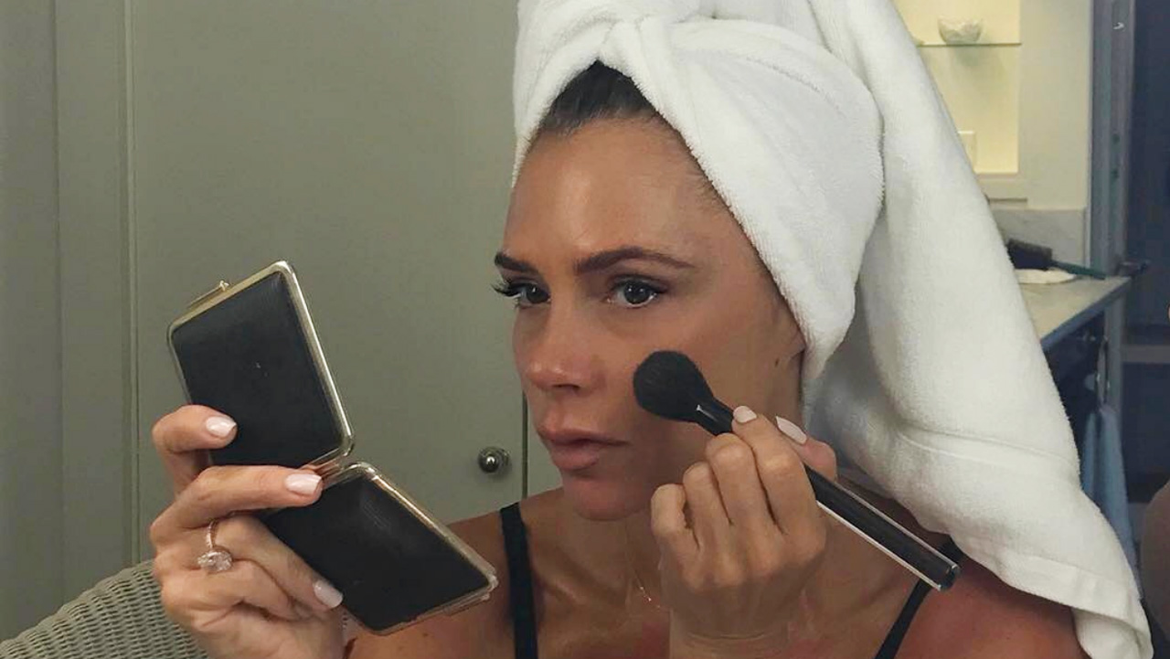This Is Victoria Beckham's Cure For Tired, Jet-lagged Skin