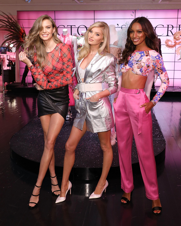 Australia s First Ever Victoria s Secret Lingerie Store Opens With A Bang  In Melbourne 0e3da89ed