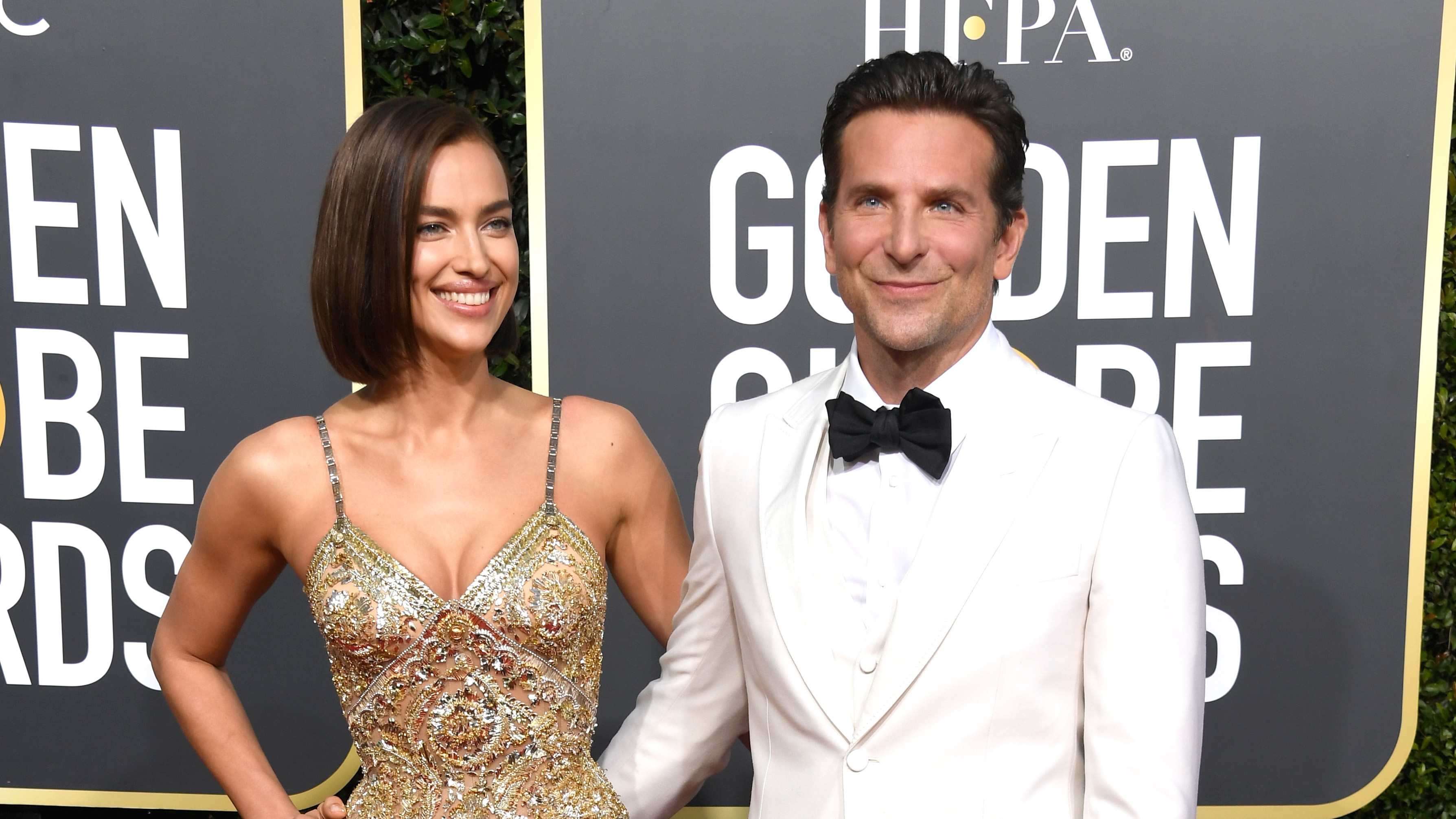 The 2019 Golden Globes Irina Shayk S Bob Makes Us Want To Cut Our