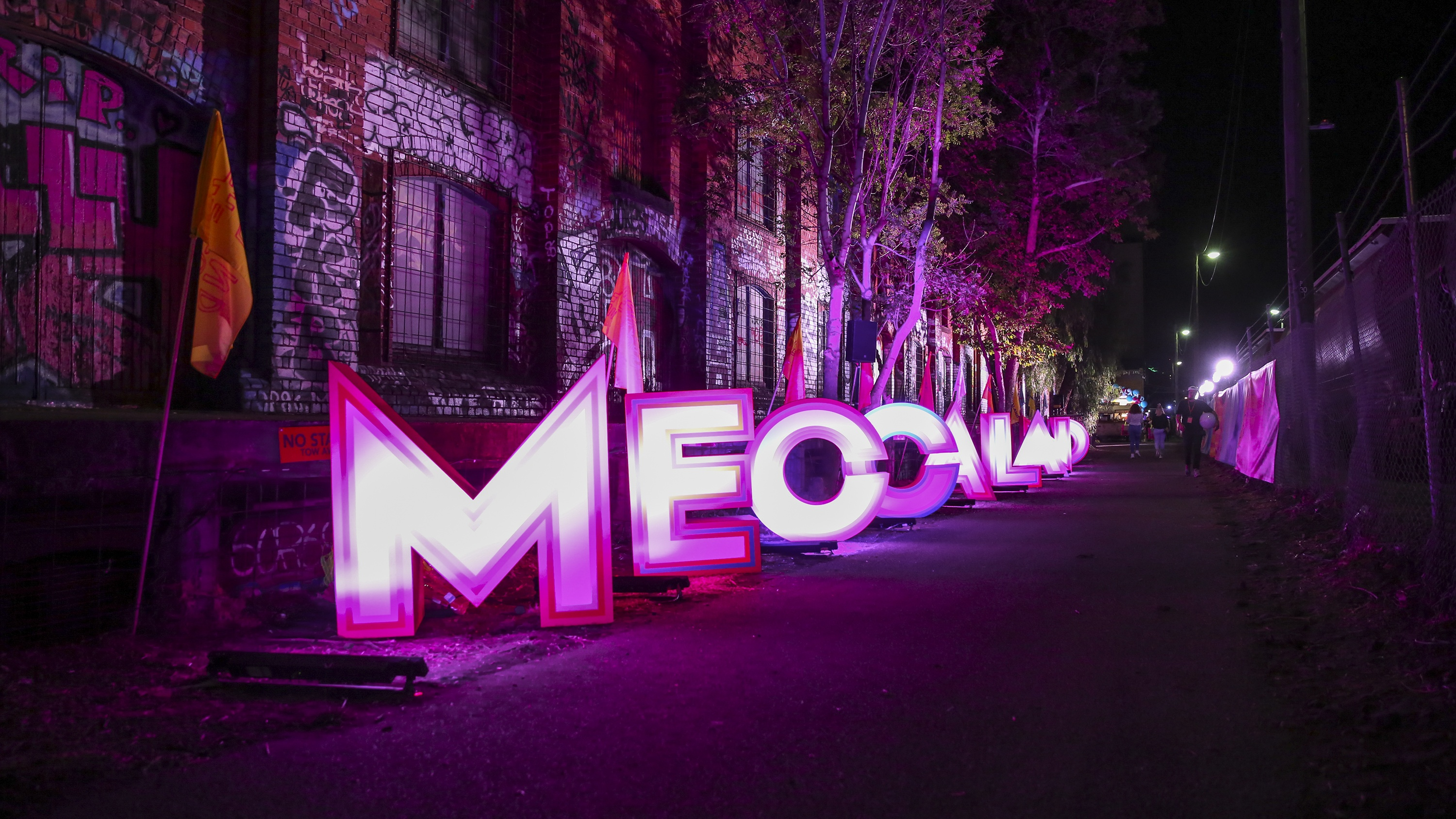 Attention Sydney: It's Your Turn To Party At #MECCALAND
