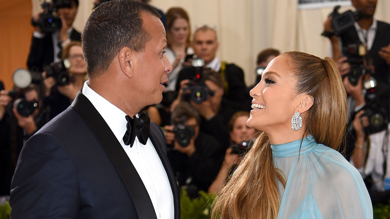 Another Person Is Trying to Break up Jennifer Lopez and Alex Rodriguez