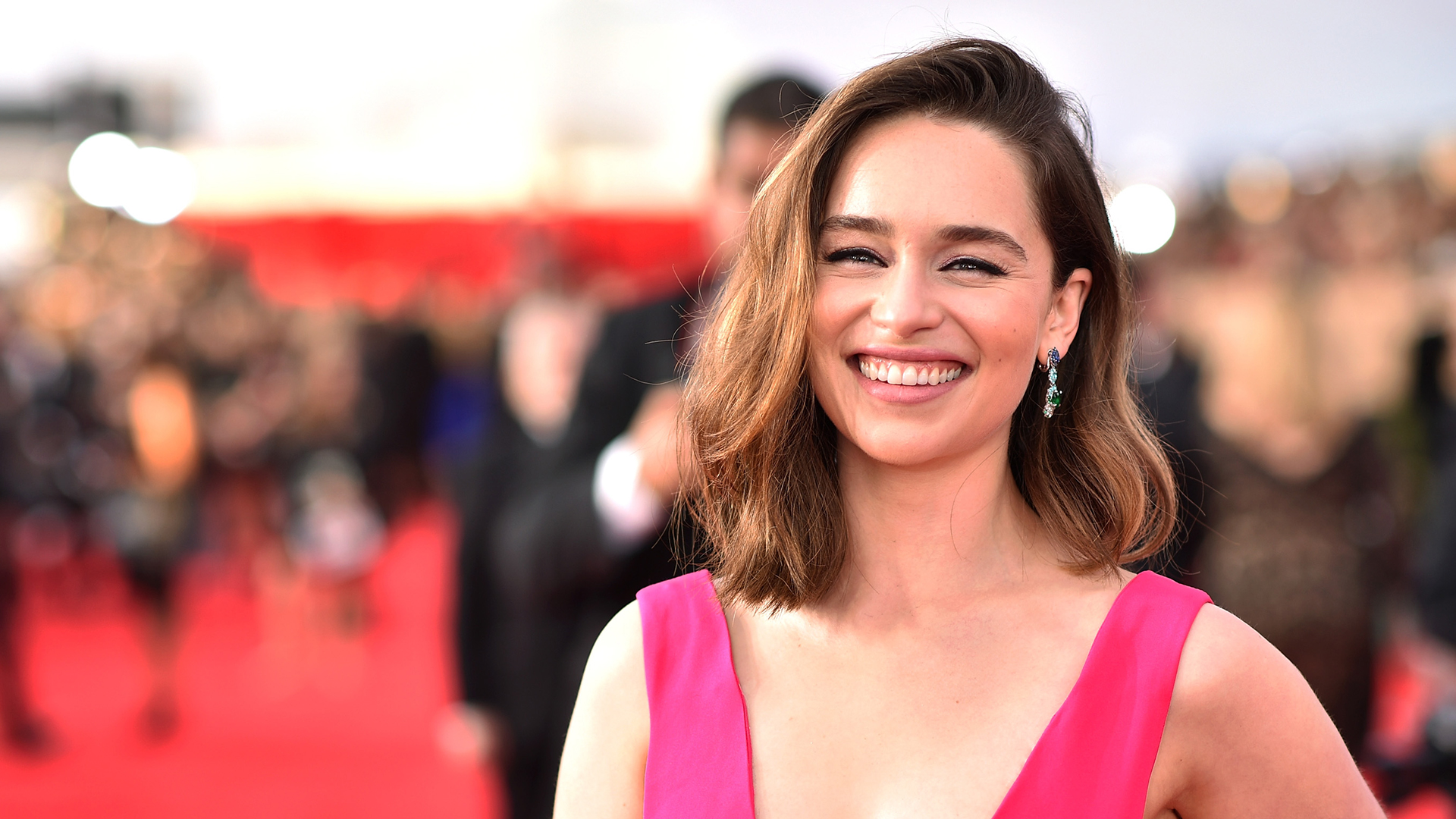 Emilia Clarke Reveals Frightening Health Scare That Almost Killed Her
