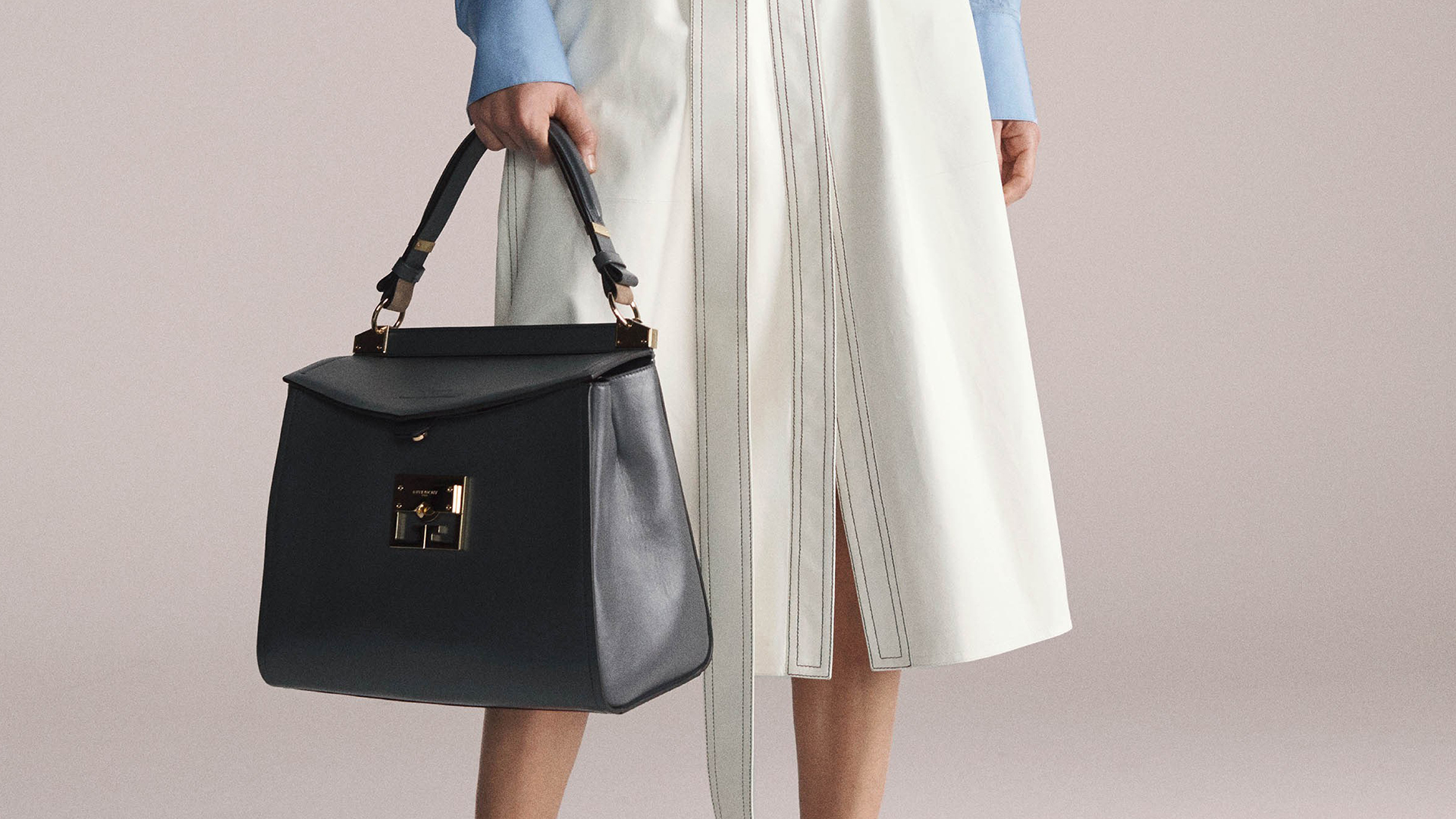 9b895d705bd The Crafting Of An It-Bag. How Givenchy's New 'Mystic' Is The Leatherwear  Of Dreams