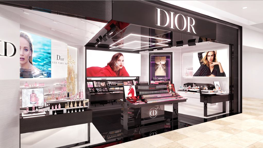 Dior Opens Another Perfume And Beauty Boutique In Sydney