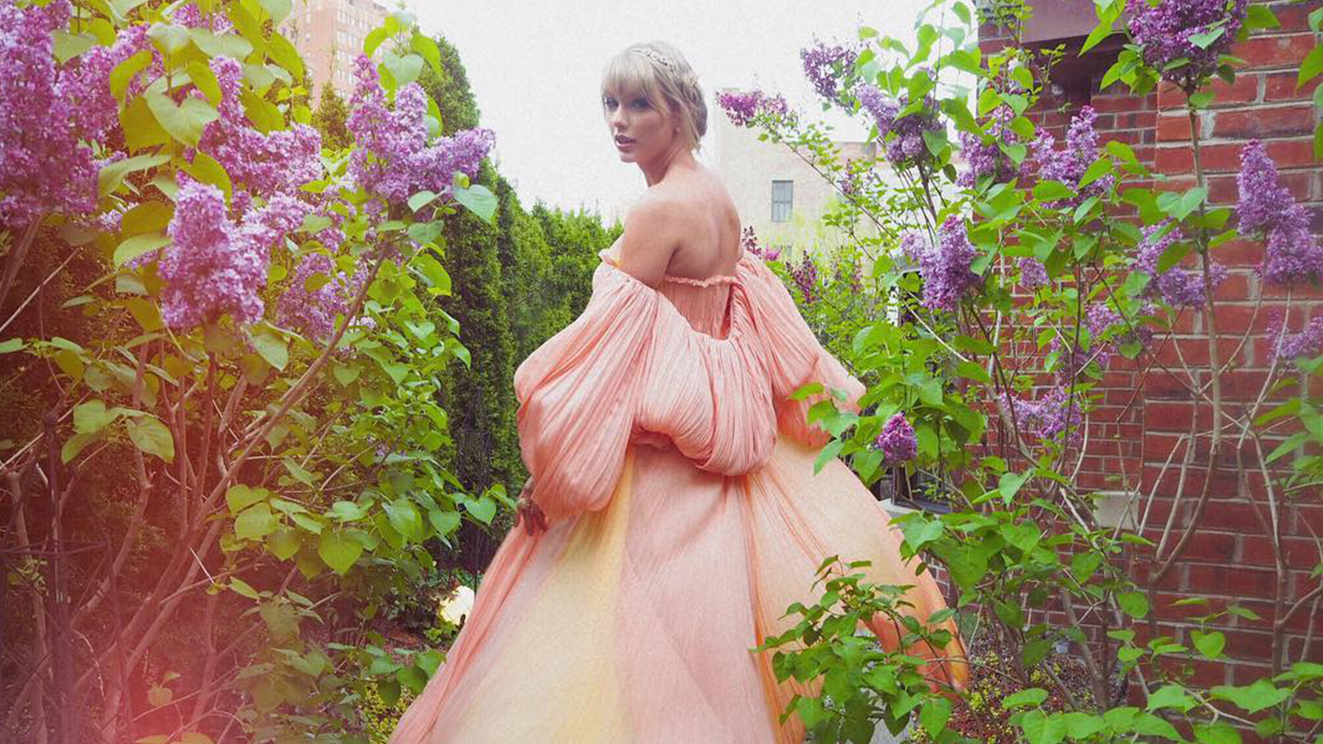Taylor Swift's Time 100 Gown Is A Trip To Her 'Love Story' Of The Past