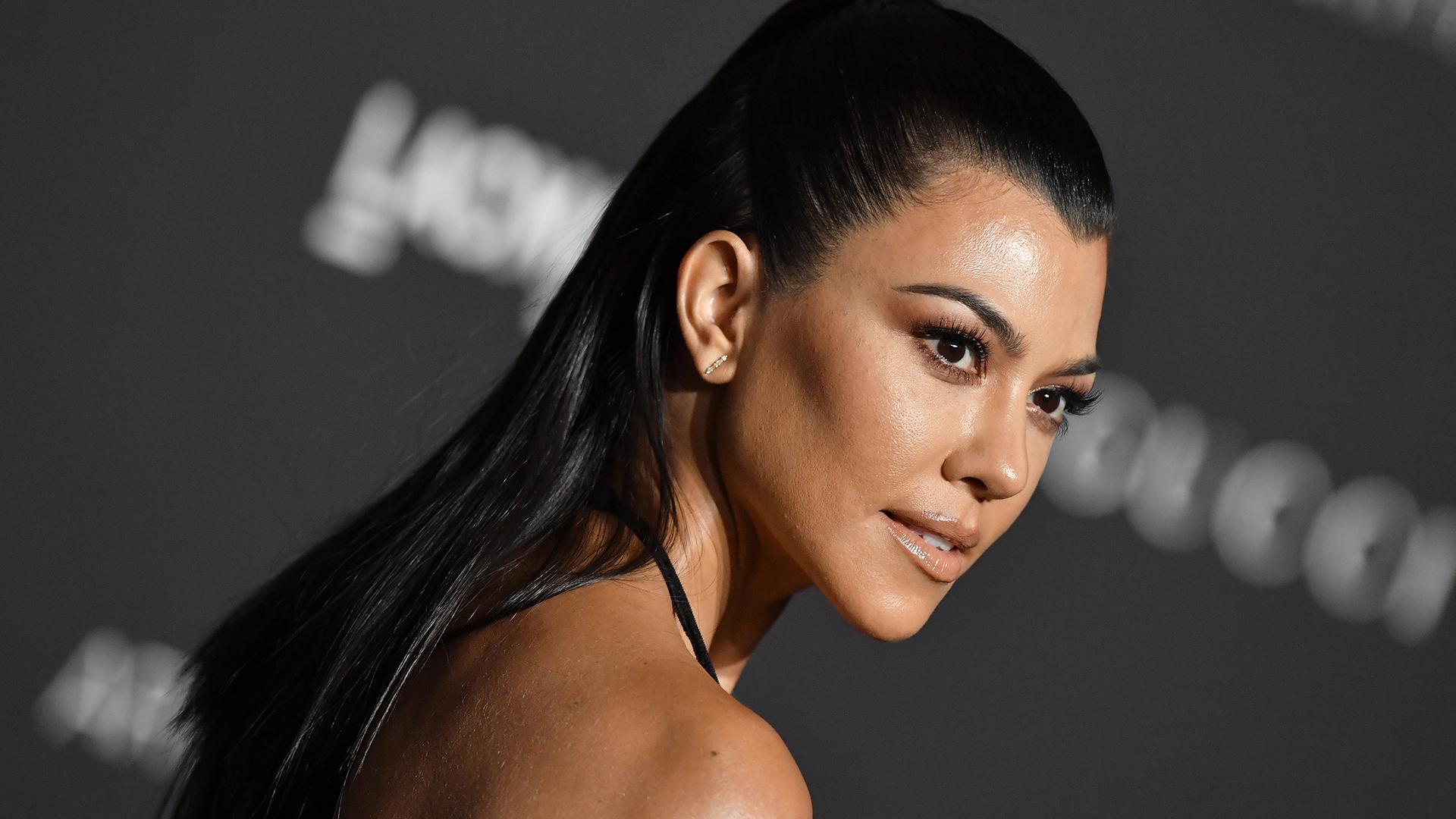Kourtney Kardashian's Ex Younes Bendjima Attended Her 40thBirthday Party