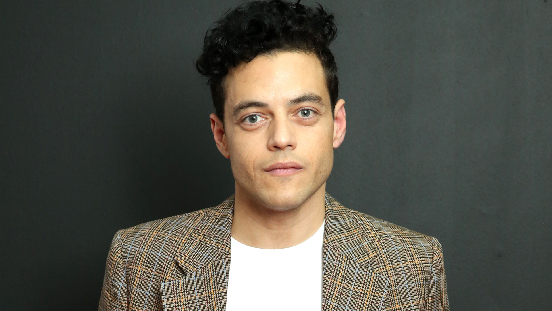 Rami Malek Is the Next James Bond Villain
