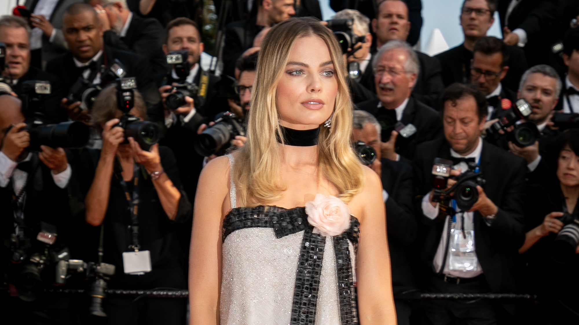 Margot Robbie Defends Her Limited Dialogue in 'Once Upon a Time in Hollywood'