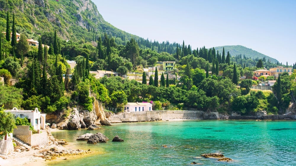 A Godly Guide To Corfu, By Ancient Greek Sandals