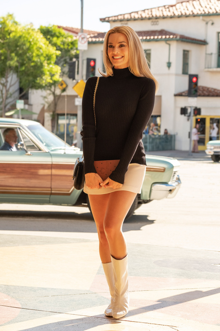 Once Upon A Time In Hollywood's Costume Designer Talks Working With The Genius That Is Tarantino