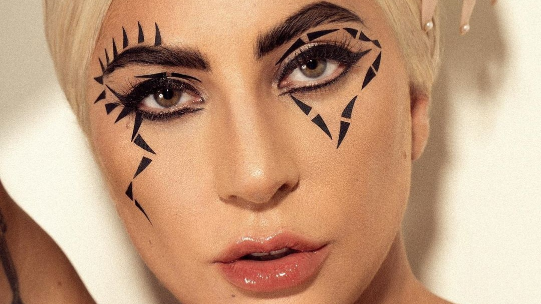 There's Masking, And Then There's Lady Gaga Masking Wearing Fishnets From Her Jacuzzi