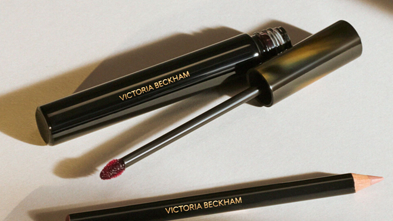 Looks Like Posh Spice Has Inspired Victoria Beckham's Latest Beauty Launch