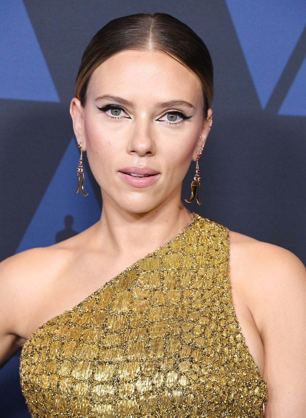 Scarlett Johannson at The 2019 Governor's Ball