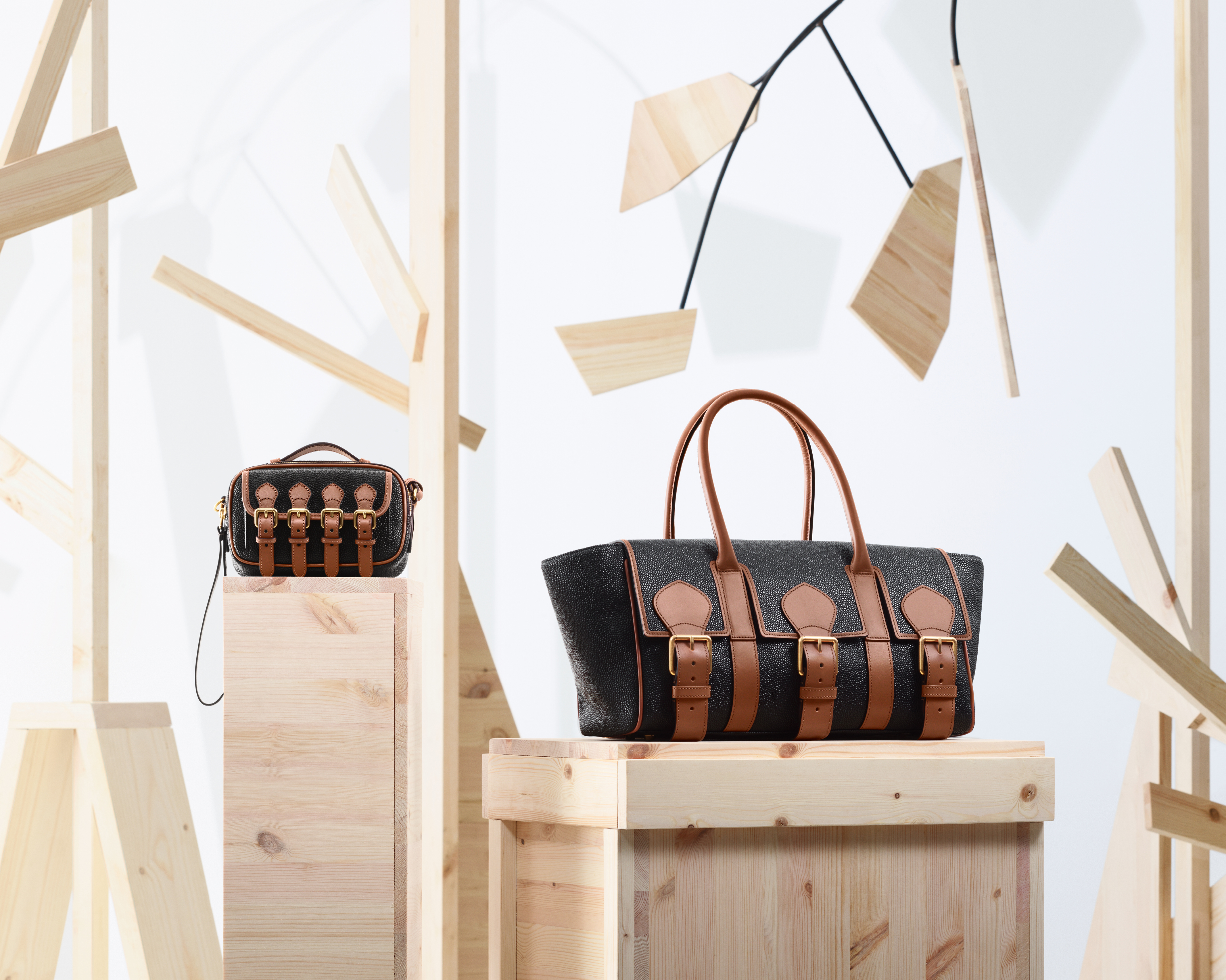 Acne Studios Mulberry 2 - Acne Studios And Mulberry Become Fashion's Latest Odd Couple
