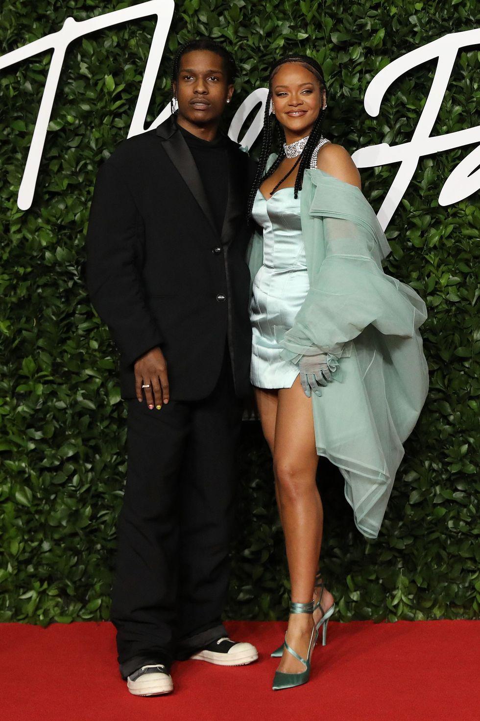 är ASAP Rocky dating Rihanna Acme dating rad nummer